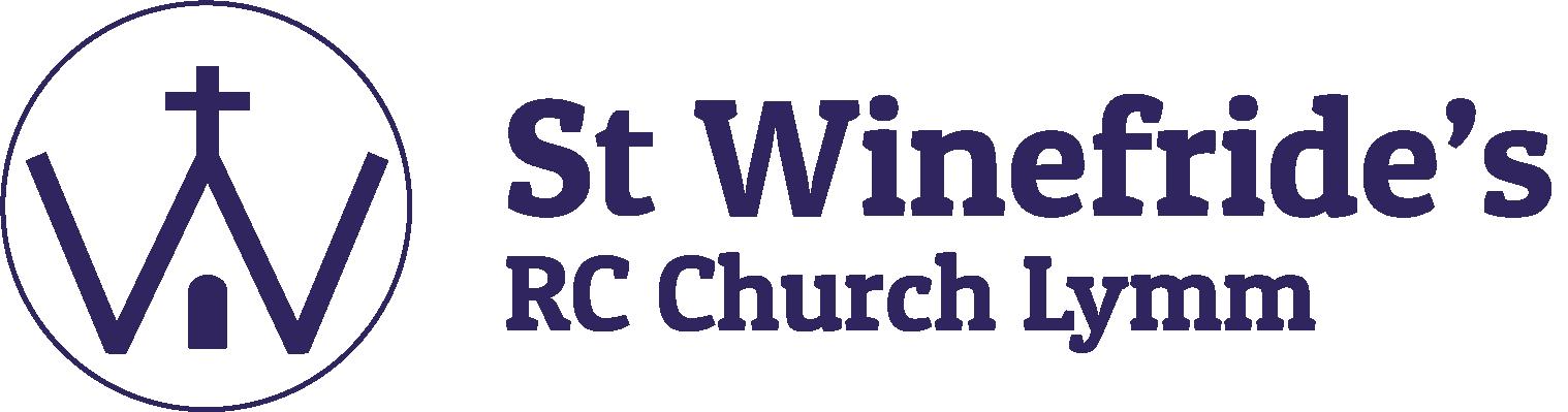 St Winefrides Logo Dark Nav